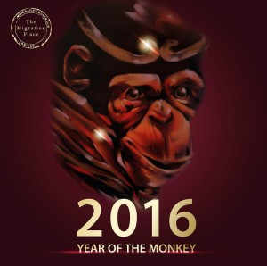 Year of the Monkey Discount 2