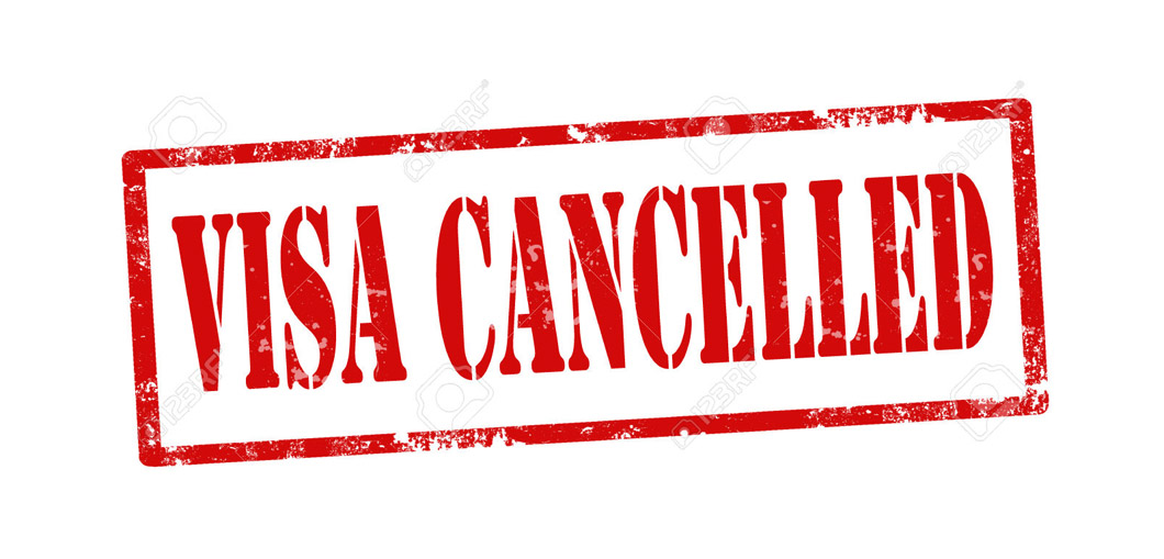 visa cancelled refusal reinstated